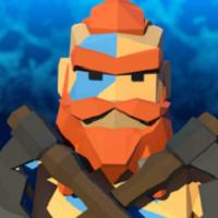 维京人海盗战斗游戏