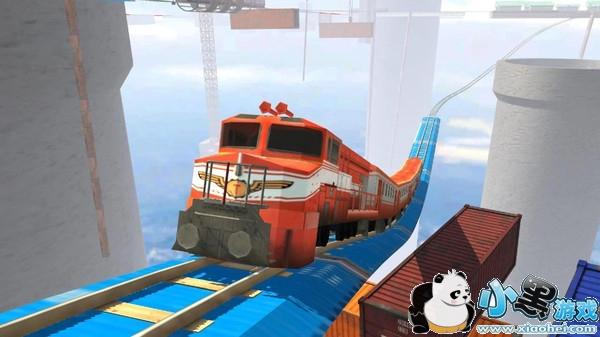 不可能的火车特技游戏下载