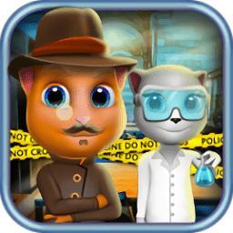侦探游戏隐藏物体游戏