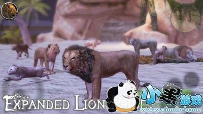 狮子模拟器2020汉化中文版