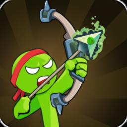 抖音绿色火柴人之弓 v1.0.0 安卓版