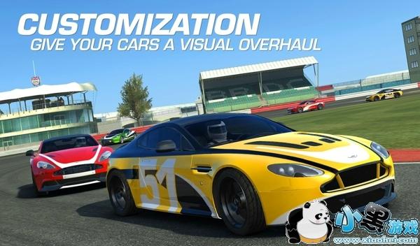 真实赛车3北美版下载