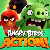 愤怒的小鸟行动破解版无限钻石版 v2.6.2 安卓中文版