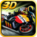 3D暴力摩托狂野飙车无限训练分修