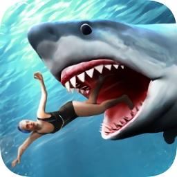 饥饿鲨鱼模拟器中文破解版 v6.0