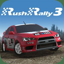 拉什拉力赛3中文破解版(rush rally3) v1.64 安卓无限金币版