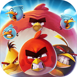 愤怒的小鸟2内购破解版中文版 v2.40.3 安卓无限钻石版