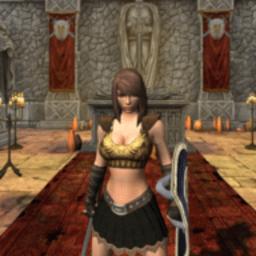 神庙逃亡之战士公主正式版